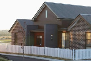 Glenray Group Home supported accommodation at St Michaels, Bathurst NSW
