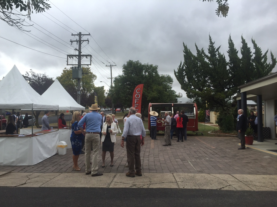 The Inaugural Glenray Open Day